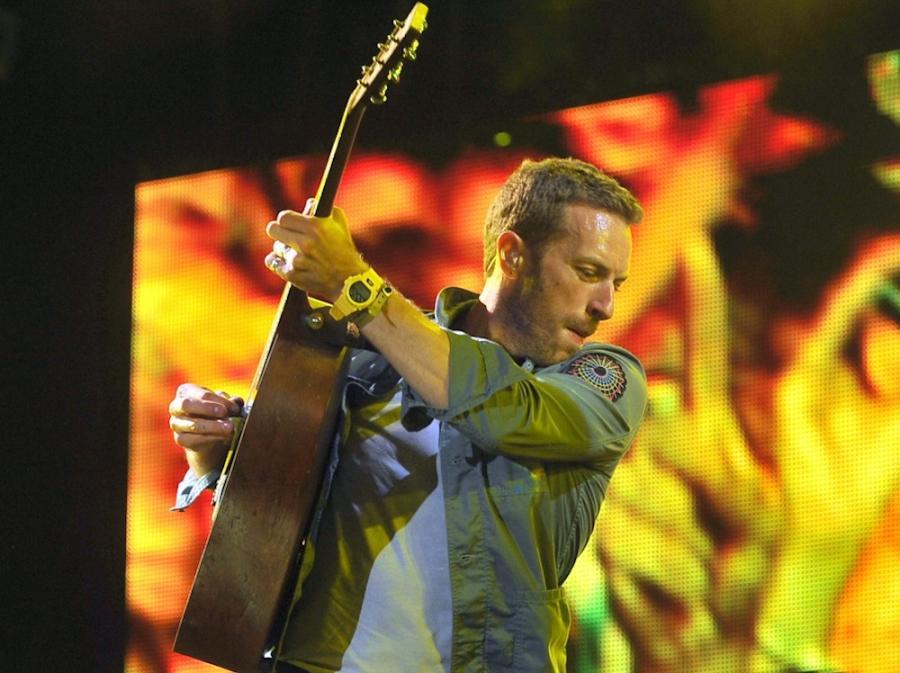 Coldplay był gwiazdą Open\'era 2011