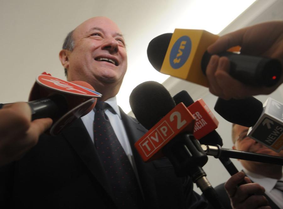Jacek Rostowski pozytywnie o polskich finansach