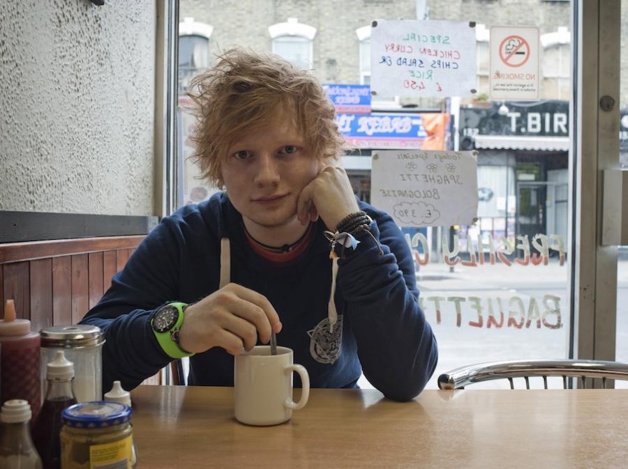 Ed Sheeran: Rozmawiamy z Jessie J o duecie