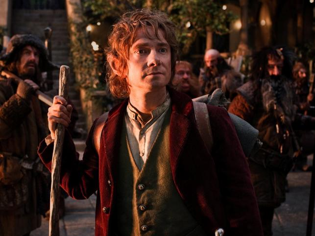 """Hobbit: Niezwykła podróż"" (Martin Freeman jako Bilbo Baggins)"