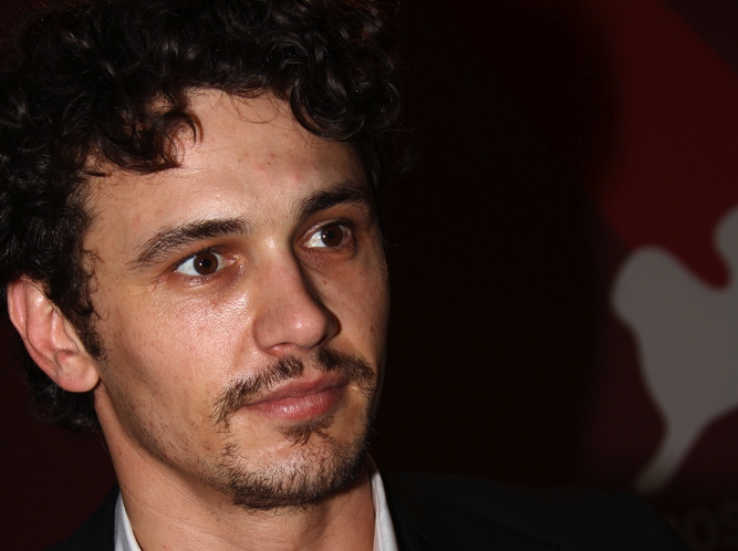 James Franco romansuje z gwiazdą porno