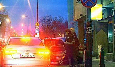 Za wybór takiej limuzyny - o czym informuje Biuro Prasowe Sejmu - odpowiada Biuro Ochrony Rządu
