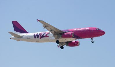 Samolot linii Wizz Air