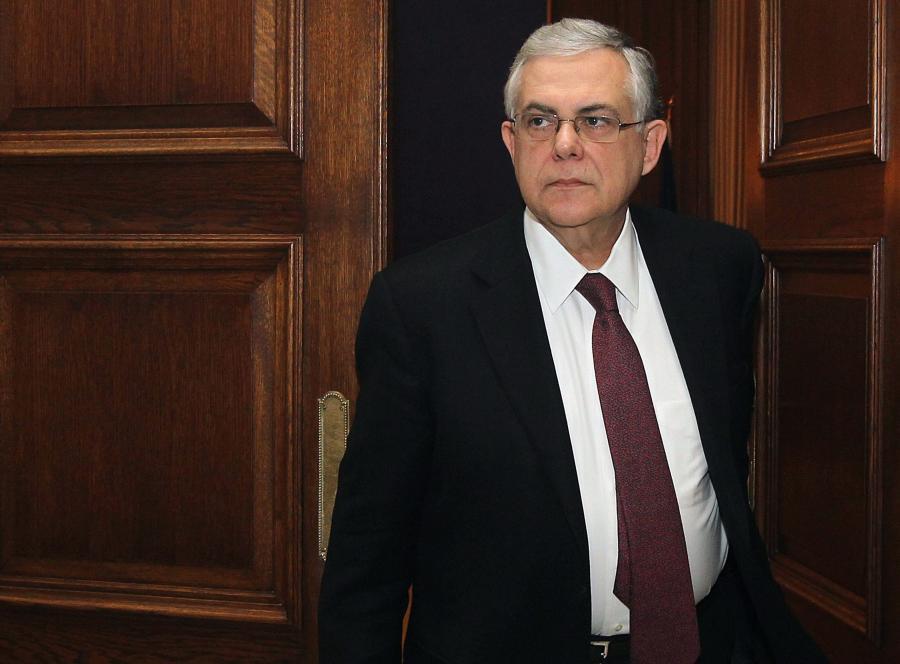 Lukas Papademos apeluje: Nie możemy dopuścić do bankructwa