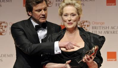 Meryl Streep i Colin Firth