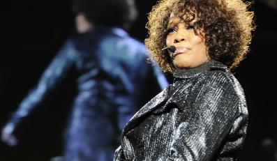 Whitney Houston w Hanoverze, maj 2010