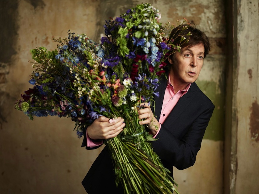 Paul McCartney wydaje \