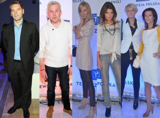 Gwiazdy na prezentacji wiosennej ramówki TVP