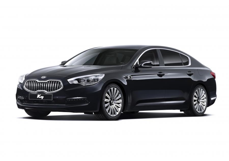 Kia K9 celuje w BMW i Mercedesa