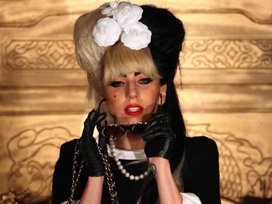 Lady GaGa przestaje rozmawiać z dziennikarzami