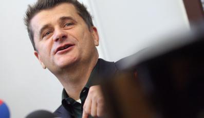 Janusz Palikot kpi z rządu Donalda Tuska