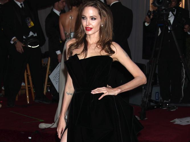 Angelina Jolie zła jak nigdy wcześciej w \