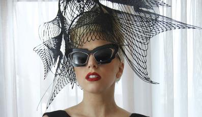 Lady Gaga na Harvardzie (29 luty 2012)
