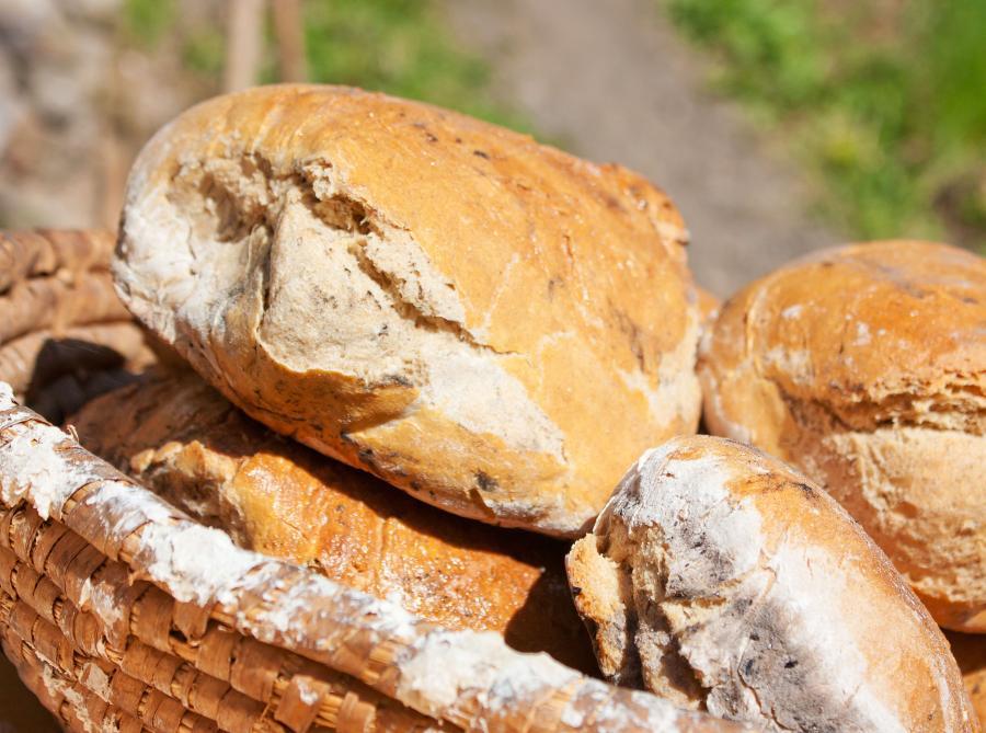 Bochenki chleba