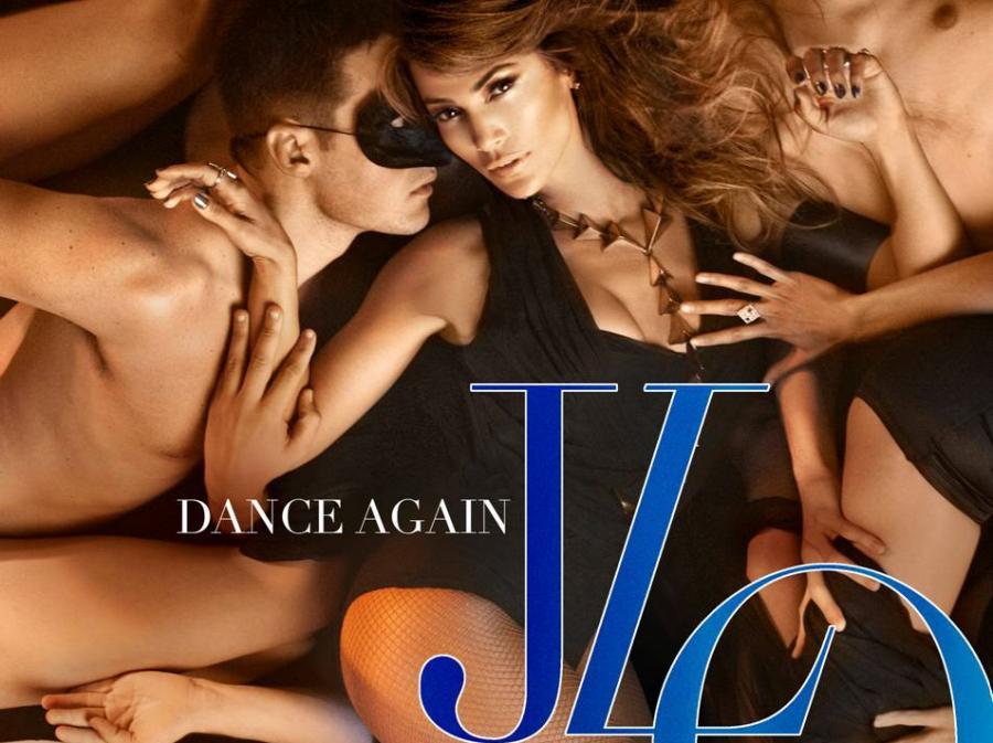 Jennifer Lopez prezentuje \
