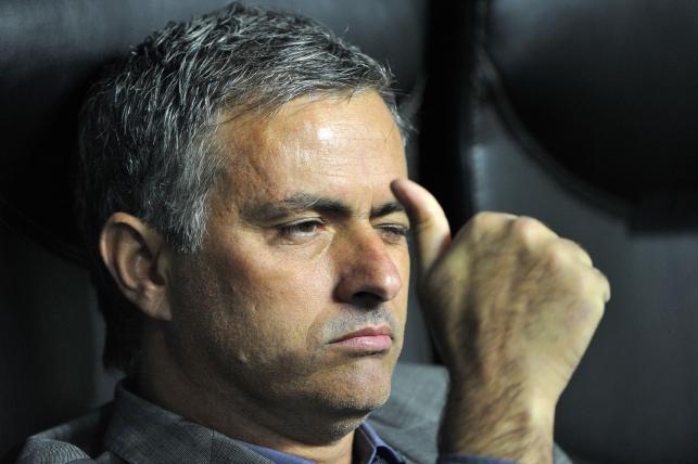 José Mourinho, szkoleniowiec Realu Madryt. Były trener Interu, Chelsea, FC Porto, União Leiria i Benfiki
