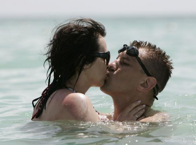 Tomasz Adamek i jego żona