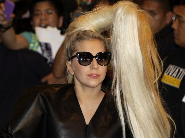 Lady Gaga w Manili