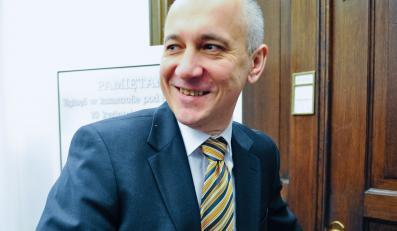 Joachim Brudziński z PiS