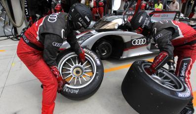Nowe hybrydowe opony Michelin specjalnie na wyścig Le Mans