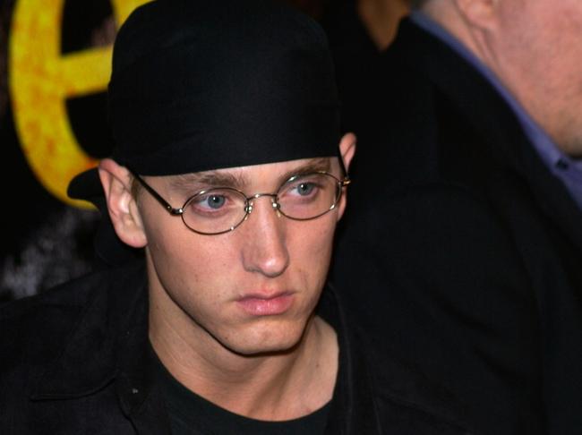 Eminem niczym naukowiec