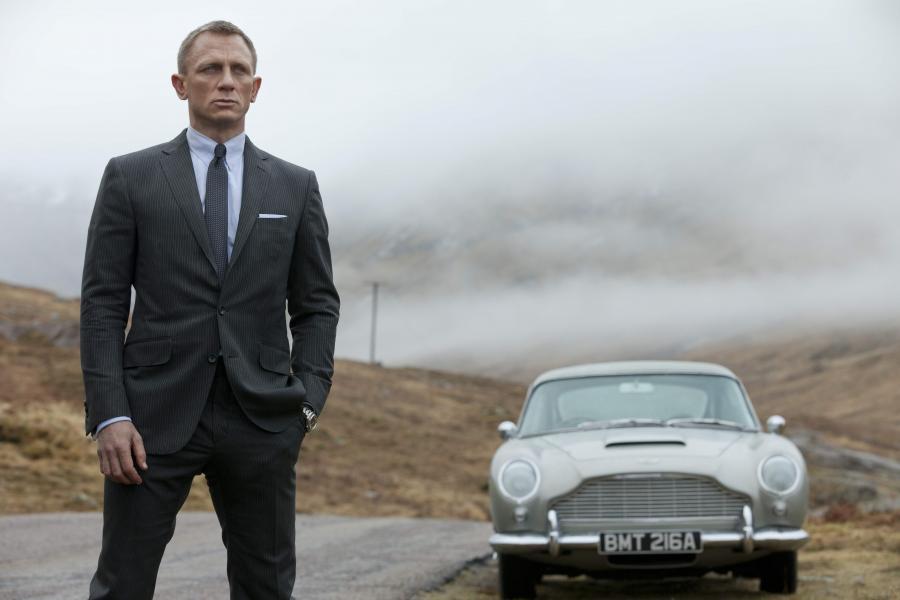 Daniel Craig jako Bond prosto z Olimpiady