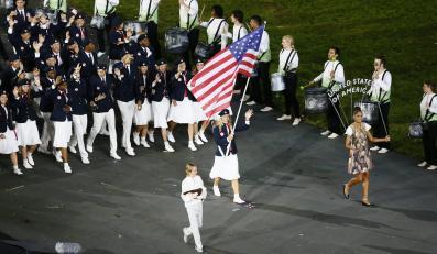 Amerykańscy sportowcy