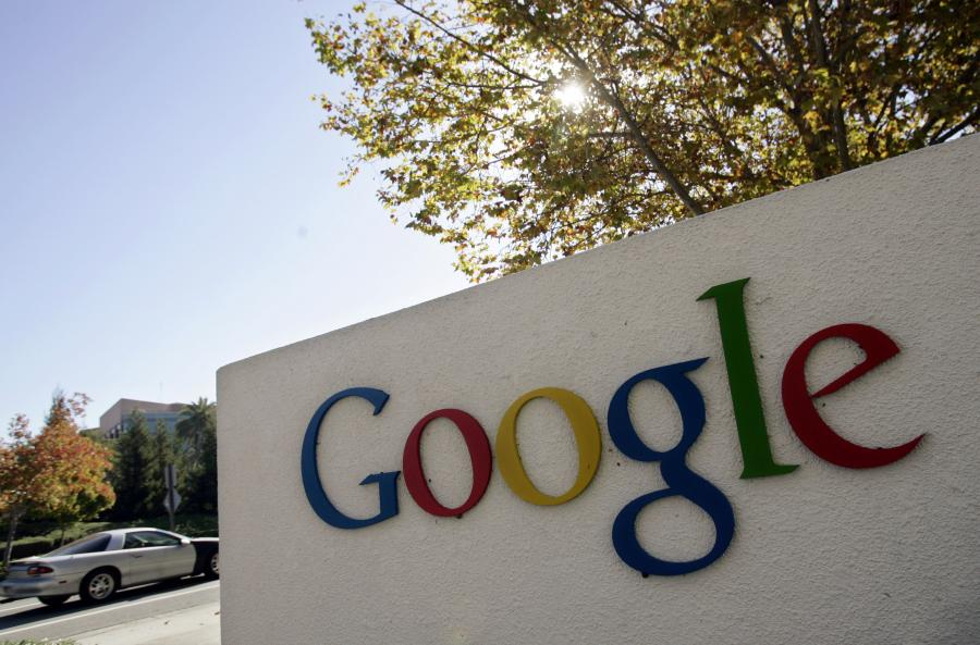 Siedziba Google\'a w USA