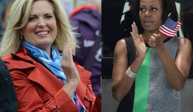Ann Romney i Michelle Obama