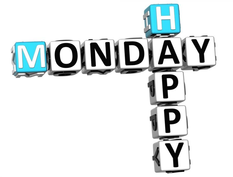 Szczęśliwy poniedziałek?