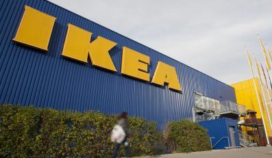Sklep meblowy IKEA