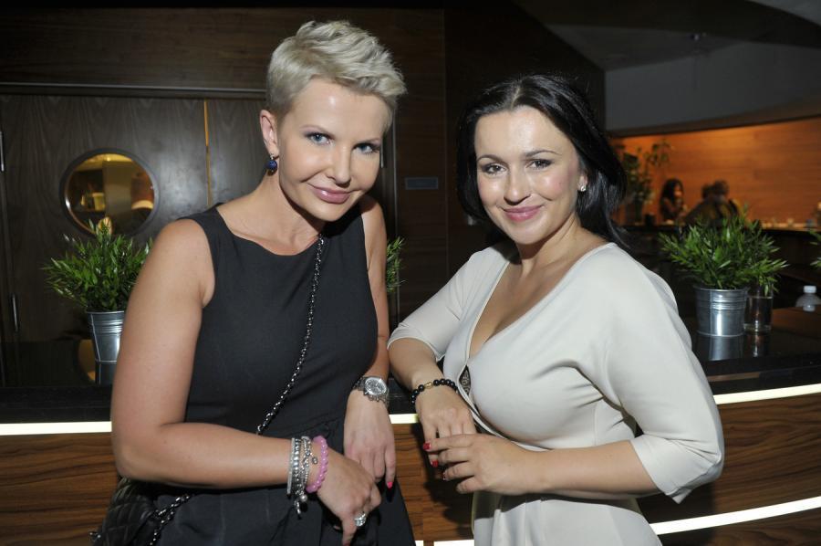 Beata Tadla i Joanna Racewicz