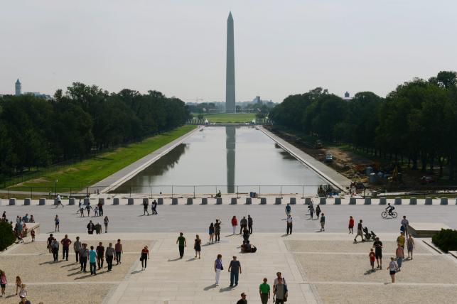 Kapitol, Waszyngton, USA