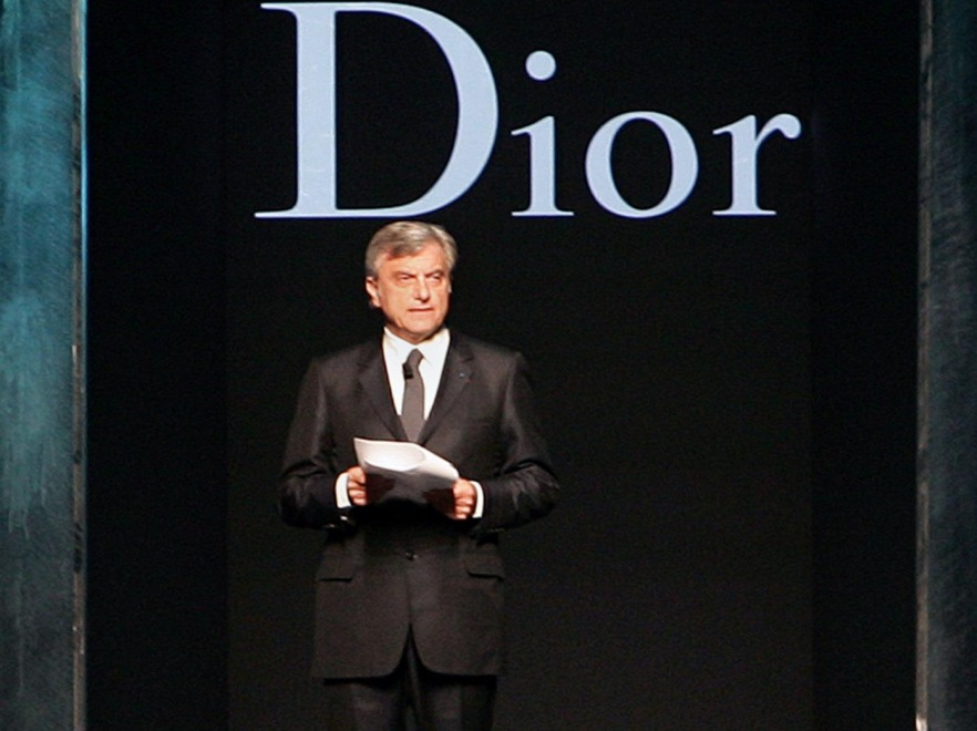 Sidney Toledano - dyrektor domu mody Dior