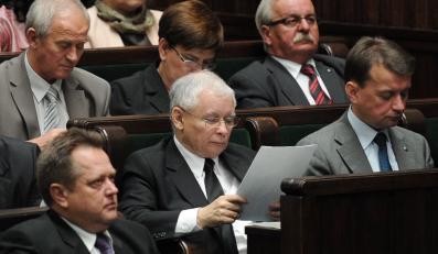 Posłowie PiS w Sejmie