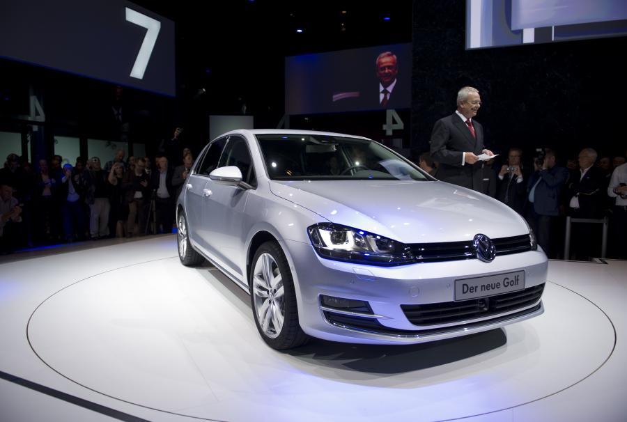 Volkswagen golf VII