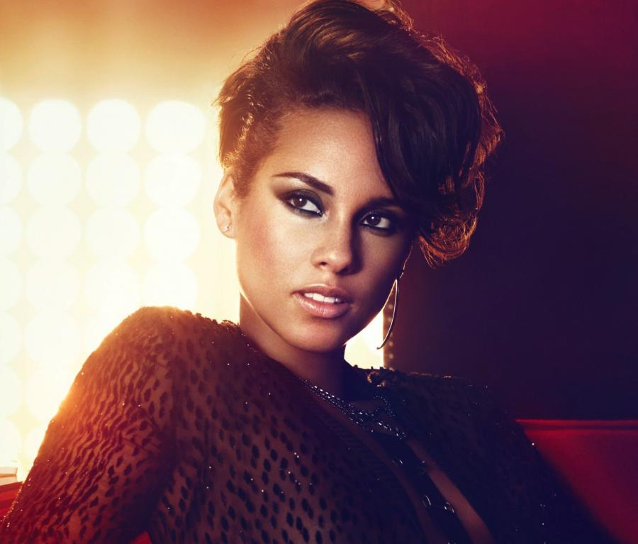 Alicia Keys jest \