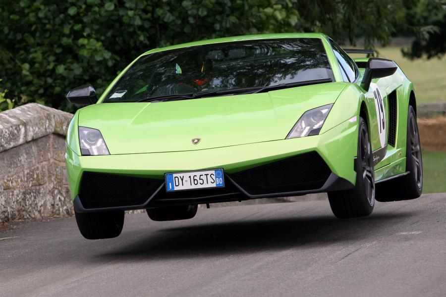 Lamborghini Gallardo Superleggera LP570-4