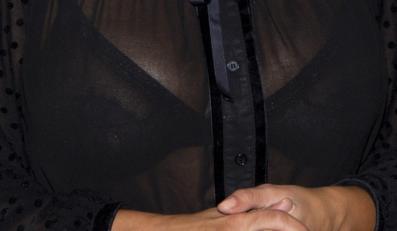 Biust Kim Kardashian