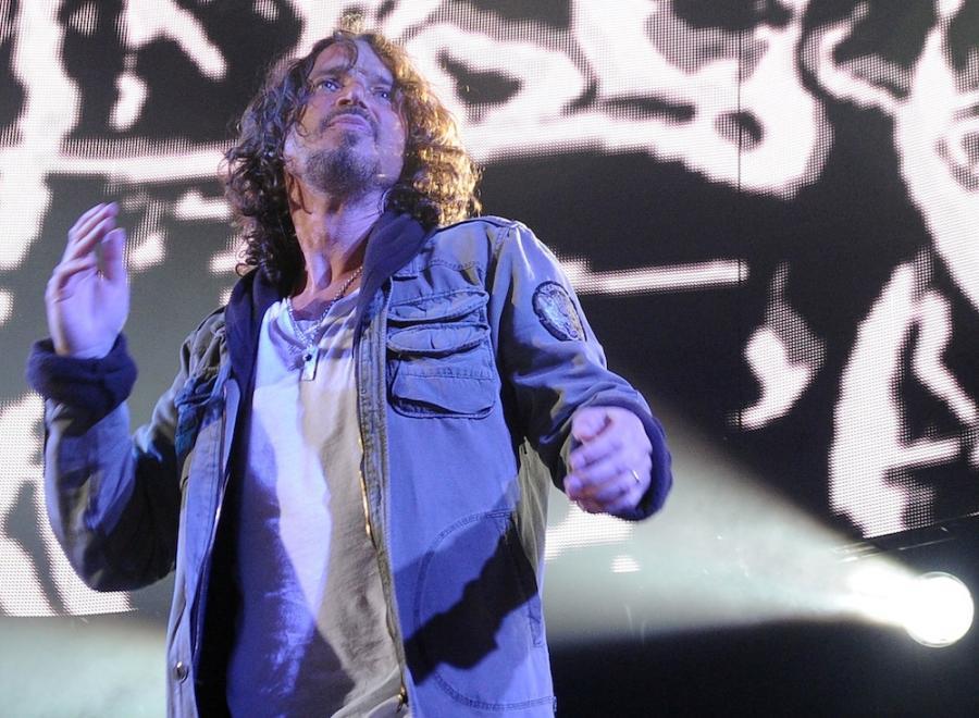 Chris Cornell i Soundgarden