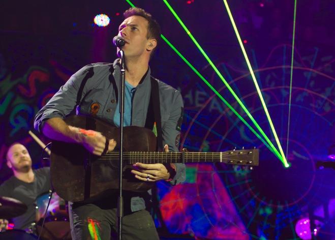 Coldplay na żywo w kinie