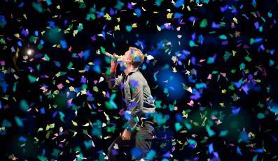 Coldplay tym razem w komiksowym stylu