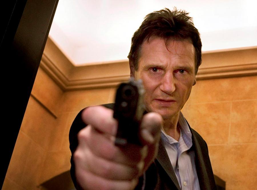 Liam Neeson jako samotny mściciel w filmie \