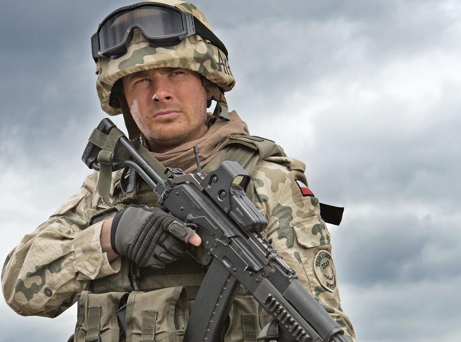 Małaszyński o Misji Afganistan: Nigdy nie robiłem tak