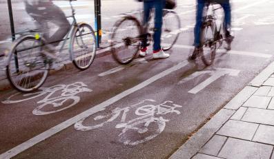 Pogrzewane ścieżki rowerowe? Świetny pomysł