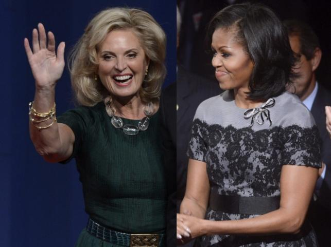 Michelle Obama i Ann Romney