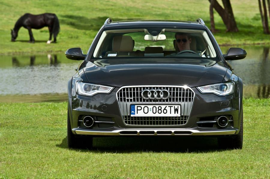 Audi - 11. miejsce w klasyfikacji producentów w raporcie J.D. Power