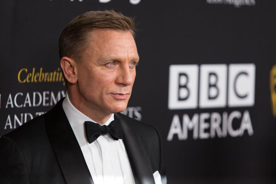 Daniel Craig ma już prawo jazdy