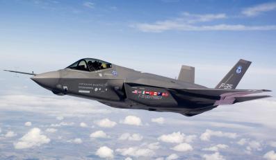 F-35 - najdroższy myśliwiec USA