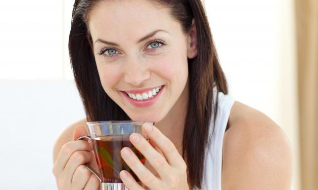 Detoks na herbatach - osiem propozycji